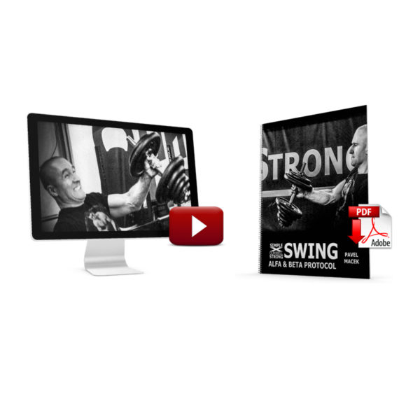 One-Arm Dumbbell Swing Tutorial - Video & .pdf Manual